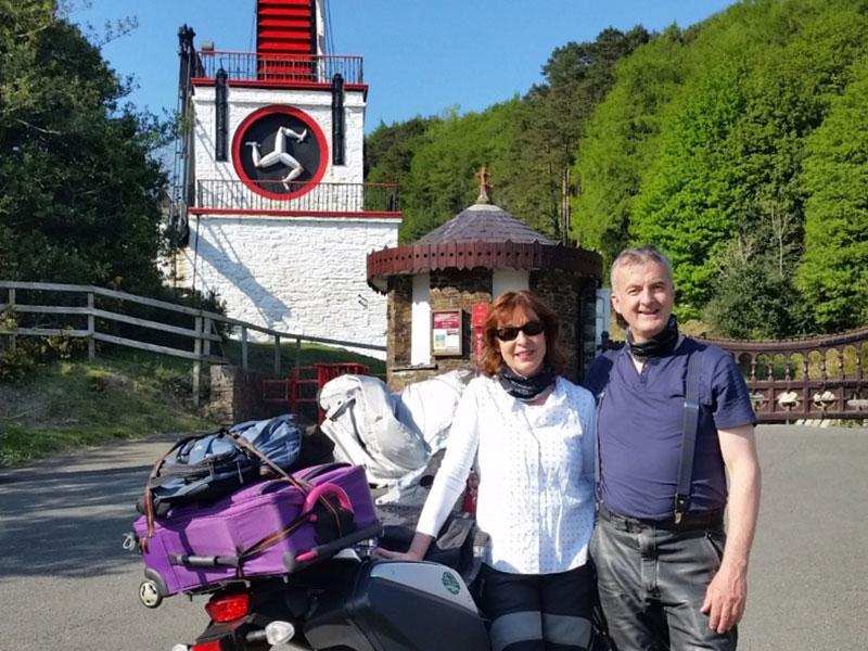 motorcycle rental isle of man