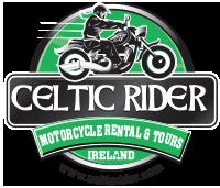 Celtic Rider Retina Logo