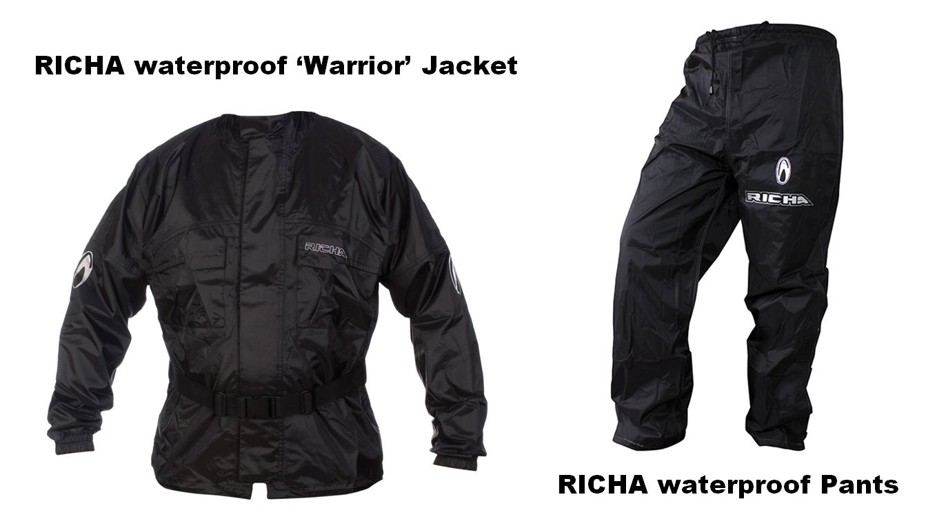 Jacket & Pants Richa Celtic Rider riding gear