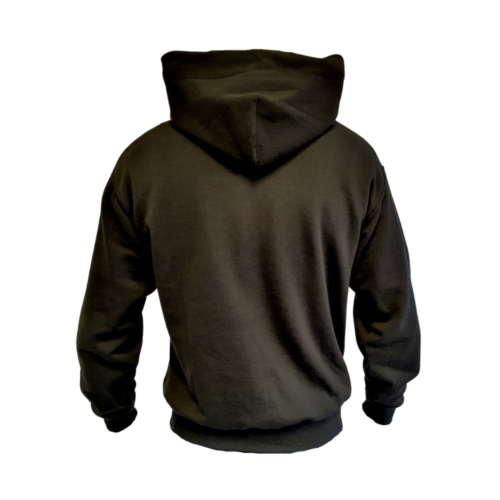 Celtic Rider Black Hoody