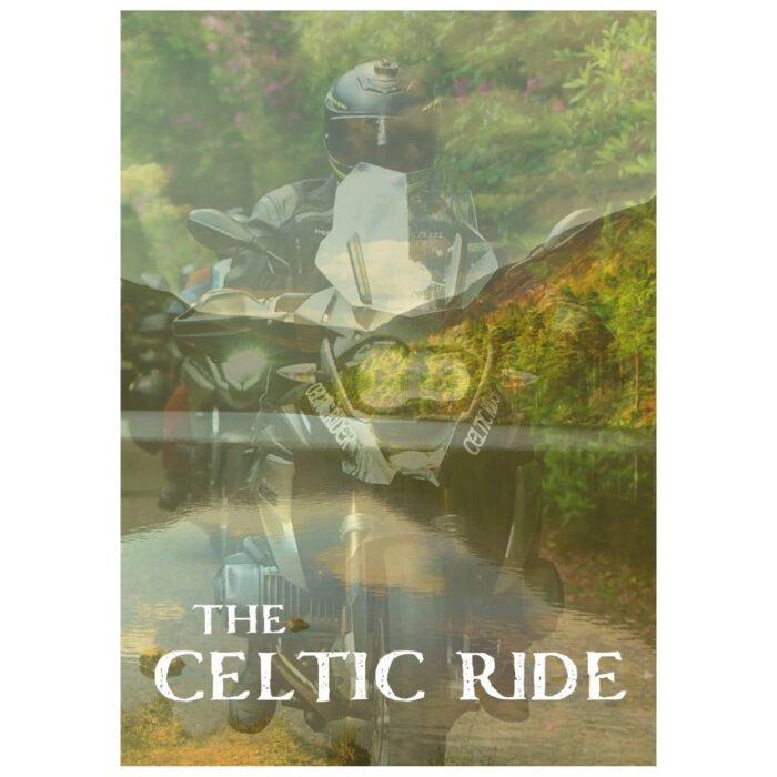 'The Celtic Ride' Iconic Irish Print #1